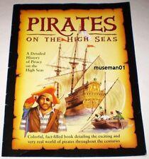 1995 PIRATES ON THE HIGH SEAS ~ Blackbeard, Mary Read, Anne Bonny ~ @LOOK@