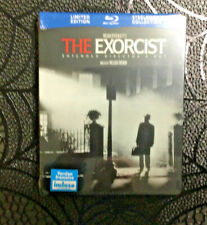 UPC 883929215188 product image for THE EXORCIST Blu-ray Steelbook Limited Extended Director's Cut RARE & NEW!  | upcitemdb.com