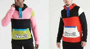 New Le Tigre Half Button Hoodie Sweater LT19K200