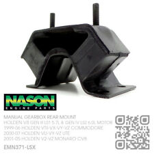 NASON T56 MANUAL GEARBOX MOUNT V8 LS1 5.7L MOTOR [HOLDEN VU-VY-VZ COMMODORE UTE]