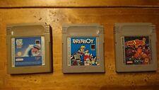 Cool Spot + Paperboy + Mr. Do ! : 3 jeux Game Boy