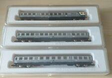 More details for marklin z gauge 8716 8717 8718 intercity coach set #2 excellent, boxed.