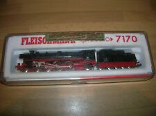 Fleischmann N Piccolo 7170 DB 4-6-2 Loco.BR 011-006 6 Black/Red near-Mint Boxed