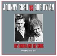 Johnny Cash & Bob Dylan - Singer & the Song [New Vinyl] UK - Import