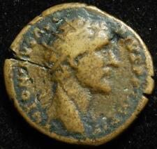Antoninus Pius AE dupondius, rev. Providentia, Rome 156AD - RIC 953