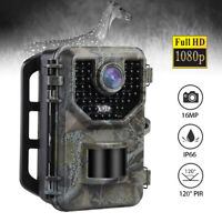 "Boblov 16MP HD 1080P Hunting Trail Camera Scouting Wildlife Wild Camera 2.4"" LCD"