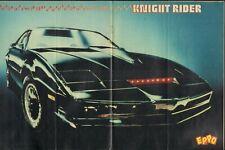 STRIPWEEKBLAD EPPO 1984 nr. 38 - POSTER KNIGHT RIDER / VARIOUS COMICS