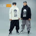 """1/6 Scale Soldiers Accessories CROWTOYS Hoodie Pants Model F 12"""" Action Figure"""