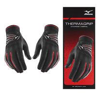 Ladies Mizuno ThermaGrip Winter Playing Gloves Womens Golf Gloves-PAIR