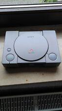 Sony PlayStation 1 Grau Spielekonsole (SCPH-7502 - PAL) funktionsfähig!