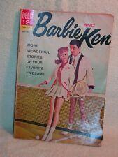 Barbie and Ken(Dell Comics) #4 - Aug.-Oct. 1963 Rare