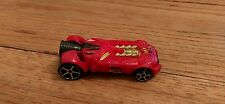 Hot Wheels 2009 McDonald's Happy Meal Toy Red Rod Sports car Racing Collectible