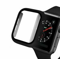 For Apple Watch 5 4 3 2 1 Protector Full Cover Hard Case with Screen 38mm 42mm