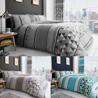 Luxury Madison Duvet Set Pillow Cases 3 PCs Duvet Cover Quilt Cover  Set Bed Set