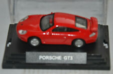 CARARAMA / HONGWELL - PORSCHE 911 GT3 SPORTS CAR - RED - 1:72 SCALE MODEL