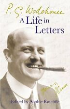 P G WODEHOUSE ___ A LIFE IN LETTERS ___ BRAND NEW ___ FREEPOST UK