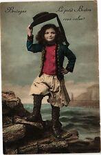 CPA  Bretagne - Le petit Breton - Vous Salue    (206246)