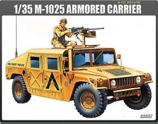 Academy 1/35 Scale Plastic Modle Kit M-1025 US Army Armored Carrier NIB 13241
