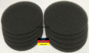 10 x Filter G3 waschbar Lunos 9/FIB-3R, ALD-R160 e2 Lüfter 037214