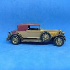 Vintage Car Toy 1930 PACKARD VICTORIA
