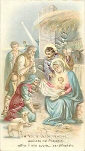 Santino di Gesù Bambino