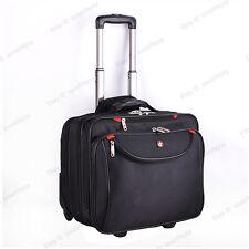 SWISSGEAR Travel Luggage Handbag Trolley Overnight Bag Wheels Rolling Bag Pack