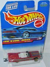 Low ´N Cool 3/4 - 1959 CADILLAC - purple/graphics - Hot Wheels 699/1998