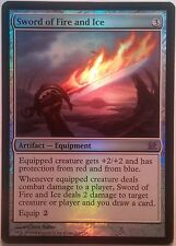 Epée d'eau et de feu PREMIUM / FOIL - Modern Masters Sword of Fire and Ice - Mtg