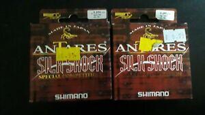 Shimano Antares Silk shock Line 2 sizes