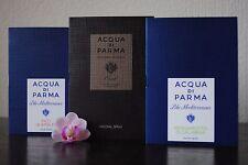 Acqua di Parma New original spray samples