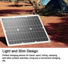 15W 5V Portable Solar Panel USB Charger Power Charging for Samsung iPhone Tablet
