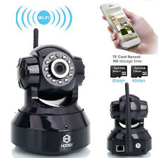 720P HD Wireless WiFi P2P IP Network Webcam Home Security Camera Night Vision