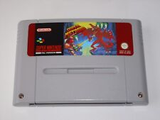 "RARE JEU SNES "" SUPER METROID ""  PAL UKV"
