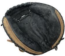 "New listing Rawlings RCM325R 32"" Baseball Softball Catchers Mitt RightHand Throw GREAT SHAPE"