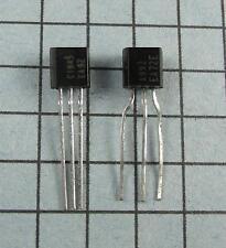 2SA992 & 2SC1845, A992 / C1845, TO-92 : 2pcs each, per Lot