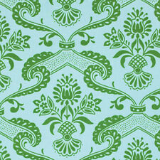Jennifer Paganelli Sis Boom Circa Lilly Fabric in Green PWJP072 100% Cotton