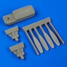 Quickboost 1/48 Beech C-45F/UC-45F Propellers w/Tool # 48656