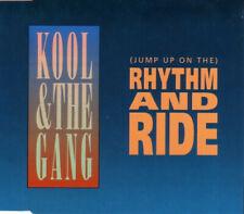 KOOL & THE GANG - (Jump up on the) Rhythm and ride  4TR CDM 1992 DISCO