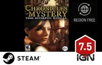 Chronicles of Mystery: The Scorpio Ritual [PC] Steam Download Key