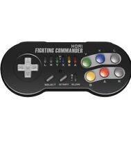 HORI SNES Classic Edition Fighting Commander Wireless Controller Pad [Nintendo]