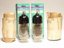 Matched pair 6E6P-DR  Russian Reflector tube Gold Grid OTK New NIB NOS!