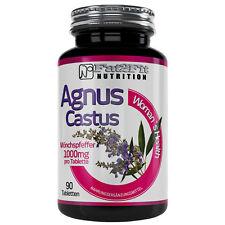 Mönchspfeffer 90 Tabletten je 1000mg Wechseljahre Hitzewallungen Agnus Castus