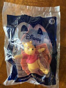 Winnie The Pooh 33 Walt Disney World 50th Anniversary McDonald's  Happy Meal