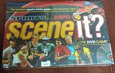 SCENE iT Sports ESPN Board DVD Game New SEALED