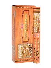 EGYPTIAN MUSK- HEM INCENSE STICK HEXA  PACK OF 12 x 20 STICKS = 240 STICKS