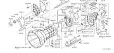 Nissan/Infiniti 30537-Cd000 Pin Ball, Withdrawal Lever. .