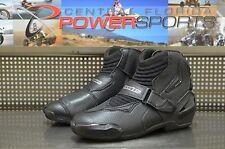 Alpinestars SMX-1R Motorcycle Street Shoe Black SIZE EU 47 US 12