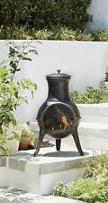 More details for ☀️new la hacienda clifton chiminea burner heater fire pit🔥fast & free 🚚💨