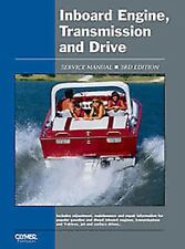Clymer ProSeries Inboard Engine, Transmission and Service Manual, 3rd Ed. IBS3