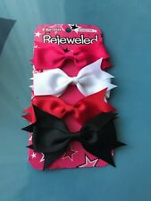 french barrette hair Bow clips 4 Pack